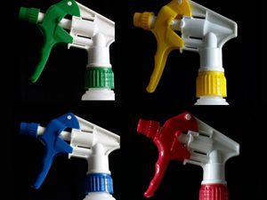 Commercial Trigger Spray x 4 - Natrakleen Natural Cleaning Products