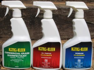 Natrakleen Trigger Bottle Pack - Natrakleen Cleaning Products