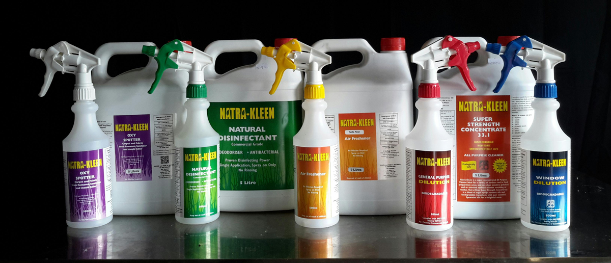 Natrakleen Natural No Chemical Cleaners Terranora, NSW 2486