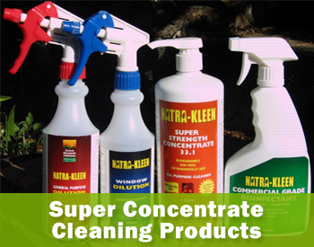 Natrakleen Super Concentrated Cleaning Products