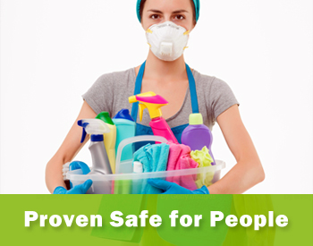 Natrakleen Natural Cleaning Proven Safe for People